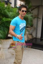 Shahid Kapoor  on 16th Aug 2009 (3).JPG