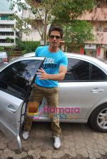 Shahid Kapoor  on 16th Aug 2009 (5).JPG