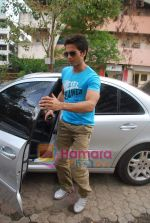 Shahid Kapoor  on 16th Aug 2009 (6).JPG