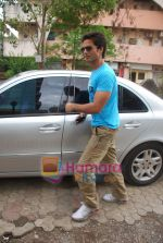 Shahid Kapoor  on 16th Aug 2009 (8).JPG
