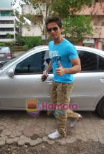 Shahid Kapoor  on 16th Aug 2009 (9).JPG