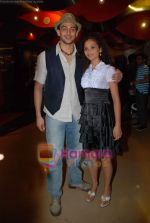 Ayesha Kapur, Arunoday Singh at Sikandar promotional event in PVR on 17th Aug 2009 (2).JPG