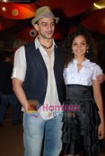 Ayesha Kapur, Arunoday Singh at Sikandar promotional event in PVR on 17th Aug 2009 (31).JPG