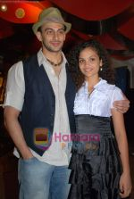 Ayesha Kapur, Arunoday Singh at Sikandar promotional event in PVR on 17th Aug 2009 (4).JPG