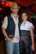 Ayesha Kapur, Arunoday Singh at Sikandar promotional event in PVR on 17th Aug 2009 (6).JPG