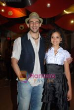 Ayesha Kapur, Arunoday Singh at Sikandar promotional event in PVR on 17th Aug 2009 (7).JPG
