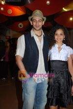 Ayesha Kapur, Arunoday Singh at Sikandar promotional event in PVR on 17th Aug 2009 (8).JPG