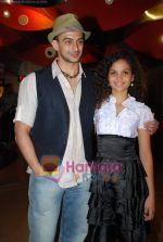 Ayesha Kapur, Arunoday Singh at Sikandar promotional event in PVR on 17th Aug 2009 (9).JPG
