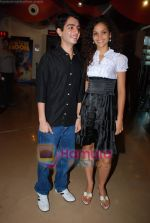 Ayesha Kapur, Parzun Dastur at Sikandar promotional event in PVR on 17th Aug 2009 (19).JPG