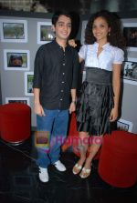 Ayesha Kapur, Parzun Dastur at Sikandar promotional event in PVR on 17th Aug 2009 (3).JPG