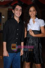 Ayesha Kapur, Parzun Dastur at Sikandar promotional event in PVR on 17th Aug 2009 (42).JPG