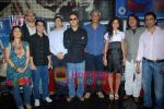 Ayesha Kapur, Parzun Dastur, R Madhavan, Vidhu Vinod Chopra, Sanjay Suri, Sudhir Mishra, Arunoday Singh, Piyush Jha at Sikandar promotional event in PVR on 17th Aug 2009 (6).JPG