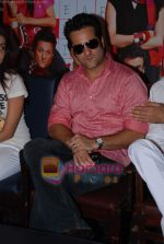 Fardeen Khan sell the tickets to promote the film in Galaxy, Bandra on 17th Aug 2009 (48).JPG