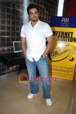 Madhavan at Sikandar promotional event in PVR on 17th Aug 2009 (11).JPG