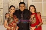 Pallavi Subhas, priya Bhatija and Ram Kapoor in the Serial Basera on NDTV Imagine.JPG