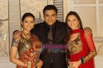 Pallavi Subhash, priya Bhatija and Ram Kapoor in the Serial Basera on NDTV Imagine (2).JPG