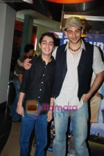 Parzun Dastur, Arunoday Singh at Sikandar promotional event in PVR on 17th Aug 2009 (19).JPG
