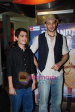 Parzun Dastur, Arunoday Singh at Sikandar promotional event in PVR on 17th Aug 2009 (2).JPG