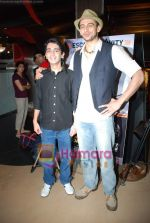 Parzun Dastur, Arunoday Singh at Sikandar promotional event in PVR on 17th Aug 2009 (6).JPG