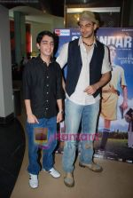 Parzun Dastur, Arunoday Singh at Sikandar promotional event in PVR on 17th Aug 2009 (8).JPG