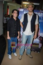 Parzun Dastur, Arunoday Singh at Sikandar promotional event in PVR on 17th Aug 2009 (3).JPG