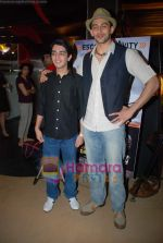 Parzun Dastur, Arunoday Singh at Sikandar promotional event in PVR on 17th Aug 2009 (7).JPG