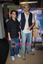 Parzun Dastur, Arunoday Singh at Sikandar promotional event in PVR on 17th Aug 2009 (9).JPG