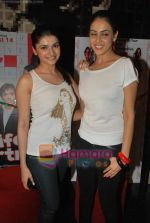 Prachi Desai, Genelia D Souza at the Special screening of Life Partner in PVR on 17th Aug 2009 (13).JPG