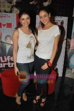 Prachi Desai, Genelia D Souza at the Special screening of Life Partner in PVR on 17th Aug 2009 (2).JPG