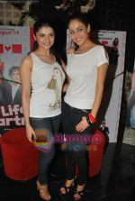 Prachi Desai, Genelia D Souza at the Special screening of Life Partner in PVR on 17th Aug 2009 (4).JPG