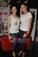Prachi Desai, Genelia D Souza at the Special screening of Life Partner in PVR on 17th Aug 2009 (5).JPG