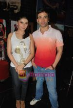 Prachi Desai, Tusshar Kapoor at the Special screening of Life Partner in PVR on 17th Aug 2009 (24).JPG