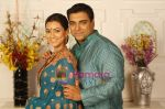 Ram Kapoor & Pallavi Subhash in the Serial Basera on NDTV Imagine (10).JPG
