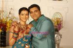 Ram Kapoor & Pallavi Subhash in the Serial Basera on NDTV Imagine (2).JPG