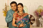 Ram Kapoor & Pallavi Subhash in the Serial Basera on NDTV Imagine (7).JPG