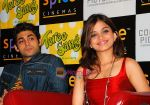 Sheena, Ruslaan Mumtaz at the Press Conference and Premiere of film Teree Sang in Spice World, Noida on 6th Aug 2009.JPG