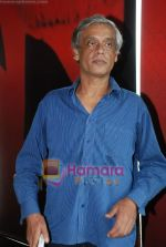 Sudhir Mishra at Sikandar promotional event in PVR on 17th Aug 2009 (3).JPG