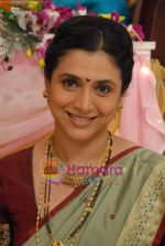 Supriya Pilgaonkar in the Serial Basera on NDTV Imagine.JPG
