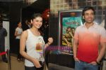 Tusshar Kapoor, Prachi Desai at the Special screening of Life Partner in PVR on 17th Aug 2009 (2).JPG