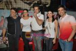 Tusshar Kapoor, Prachi Desai, Genelia D Souza, Fardeen Khan, Govinda at the Special screening of Life Partner in PVR on 17th Aug 2009 (2).JPG