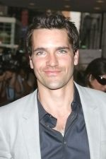 Jackson Hurst at the NY Premiere of MY ONE AND ONLY in Paris Theatre on August 18th 2009.jpg