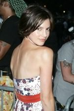 Michelle Ray Smith at the NY Premiere of MY ONE AND ONLY in Paris Theatre on August 18th 2009 (3).jpg