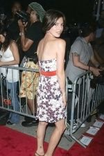 Michelle Ray Smith at the NY Premiere of MY ONE AND ONLY in Paris Theatre on August 18th 2009.jpg