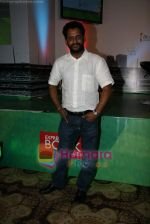 Resul Pookutty at Harsha Bhogle_s book launch in Taj Land_s End on 18th Aug 2009 (2).JPG