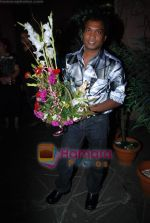 Sunil Pal at Hans Baliye_s Gurpreet Ghuggi_s bash in Malad on 18th Aug 2009 (24).JPG