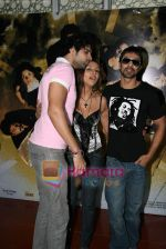 Aarti Chhabria, Ashmit Patel, Prashant Raj at Film Toss promotional event in Cinemax on 19th Aug 2009 (16).JPG