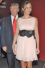 Donald Trump, Melania Trump at the NY Premiere of THE SEPTEMBER ISSUE in The Museum of Modern Art on 19th August 2009.jpg