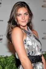 Hilary Rhoda at the NY Premiere of THE SEPTEMBER ISSUE in The Museum of Modern Art on 19th August 2009.jpg