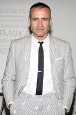 Thom Brown at the NY Premiere of THE SEPTEMBER ISSUE in The Museum of Modern Art on 19th August 2009.jpg