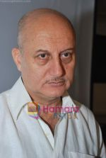 Anupam Kher at Yeh Mera India press meet in Time N Again on 20th Aug 2009 (2).JPG